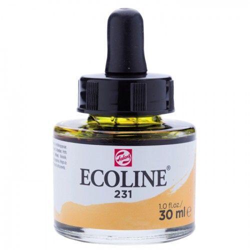 Ecoline Ocre oro 30ml