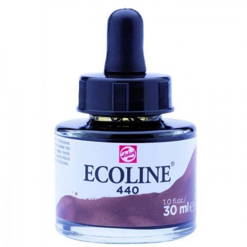 Ecoline Sepia oscuro 30ml