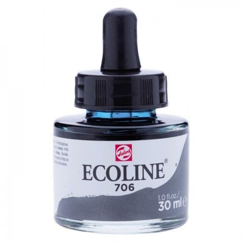 Ecoline Gris oscuro 30ml