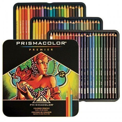 Lápices Prismacolor Premier 72 unidades