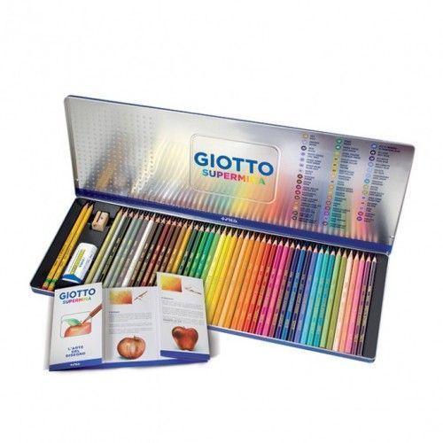 Lapices Giotto Supermina 50 unidades
