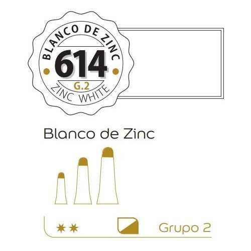 Oleo Alba 125ml Blanco de Zinc G2