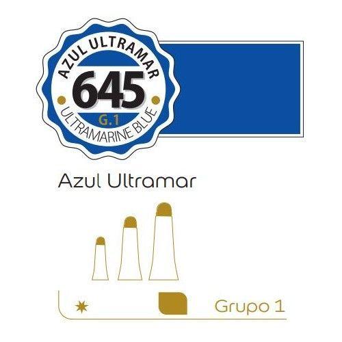Oleo Alba 125ml Azul ultramar