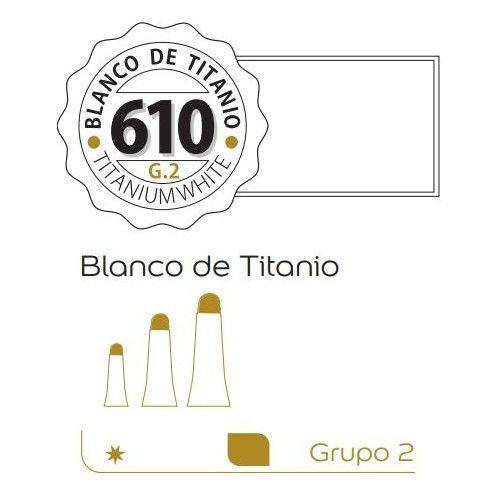 Oleo Alba 60ml Blanco titanio