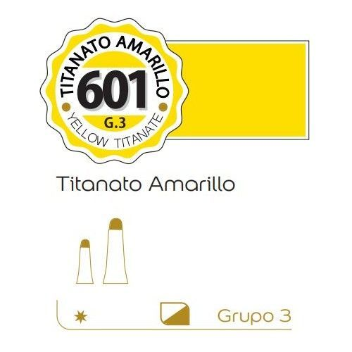 Oleo Alba 60ml Titanato amarillo