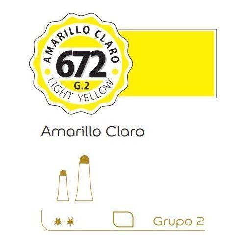 Oleo Alba 60ml Amarillo claro