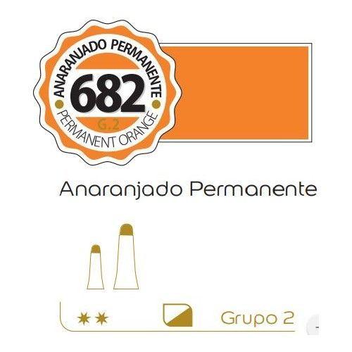Oleo Alba 60ml Anaranjado permanente G2