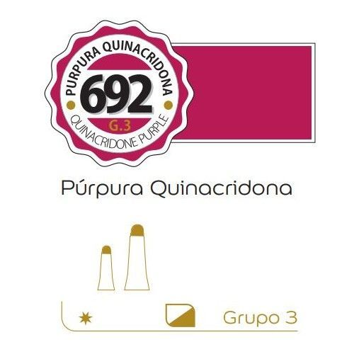 Oleo Alba 60ml Purpura quinacridona