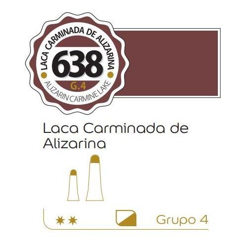 Oleo Alba 60ml Laca carminada de alizarina