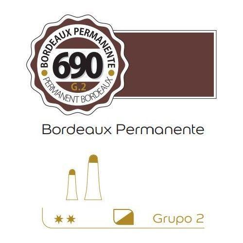 Oleo Alba 60ml Bordeaux permanente