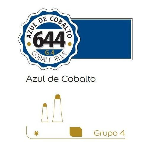 Oleo Alba 60ml Azul cobalto