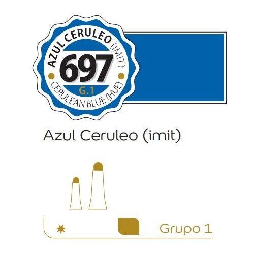 Oleo Alba 60ml Azul ceruleo (imit)
