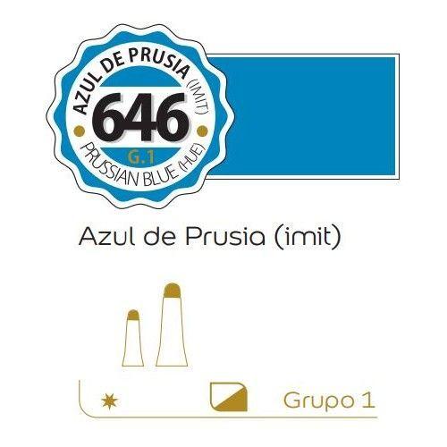Oleo Alba 60ml Azul prusia (imit) G1