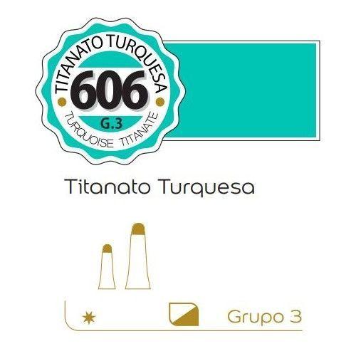Oleo Alba 60ml Titanato turquesa