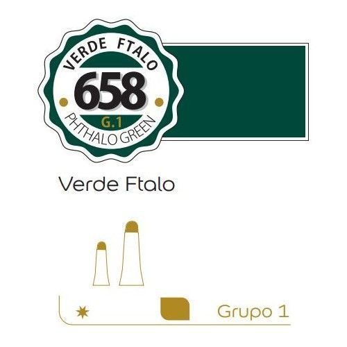 Oleo Alba 60ml Verde Ftalo