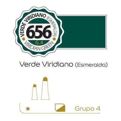 Oleo Alba Verde viridiano (esmeralda)