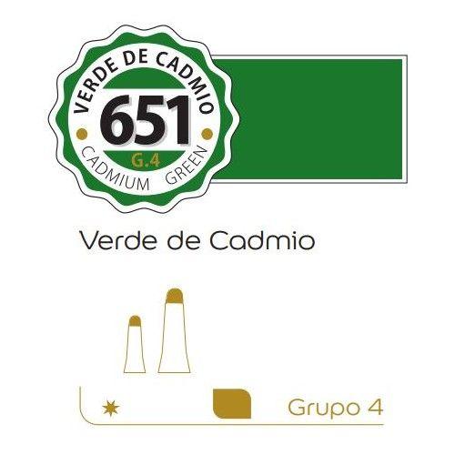 Oleo Alba 60ml Verde de cadmio