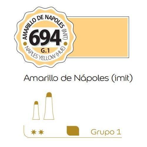 Oleo Alba 60ml Amarillo de napoles (imit)