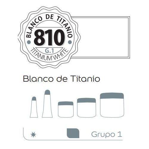 Acrilico Alba 60ml Blanco titanio