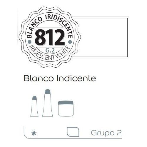 Acrilico Alba 60ml Blanco iridiscente