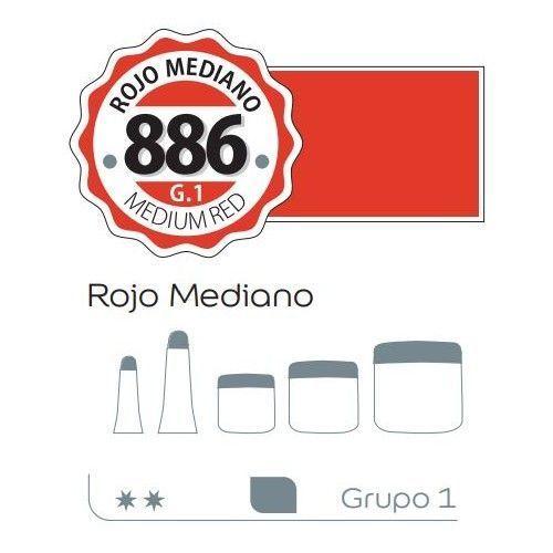 Acrilico Alba 60ml Rojo mediano