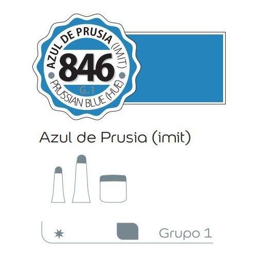 Acrilico Alba 60ml Azul de prusia (imit)