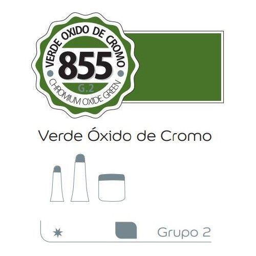 Acrilico Alba 60ml Verde oxido de cromo