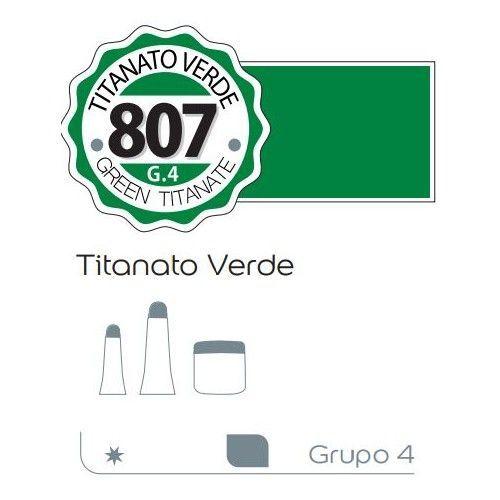 Acrilico Alba 60ml Titanato verde