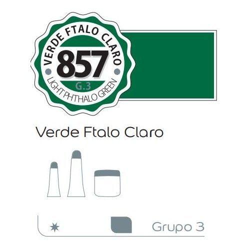 Acrilico Alba 60ml verde ftalo claro