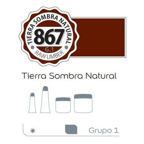 Acrilico Alba 60ml Tierra sombra natural
