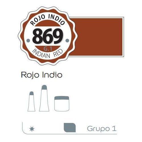 Acrilico Alba 60ml Rojo indio