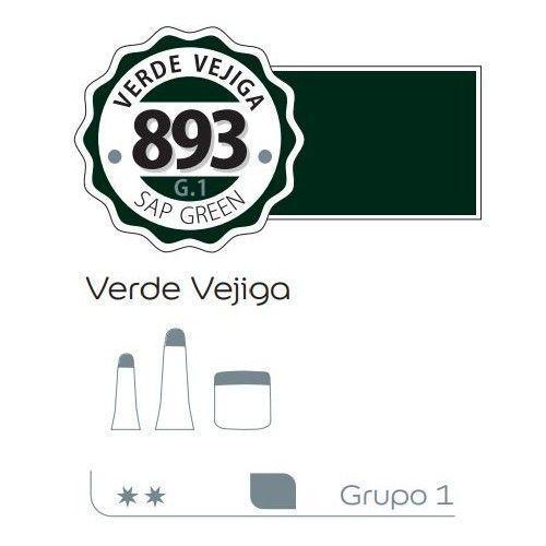 Acrilico Alba 200ml Verde vejiga
