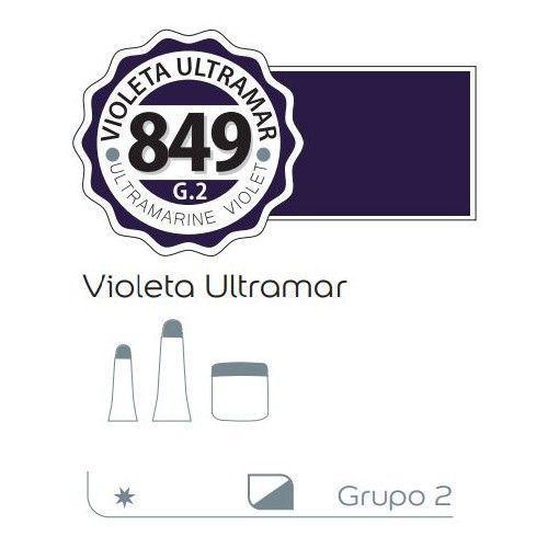 Acrilico Alba 200ml Violeta Ultramar