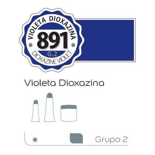 Acrilico Alba 200ml Violeta dioxazina