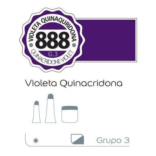 Acrilico Alba 200ml Violeta quinacridona