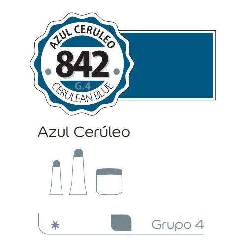 Acrilico Alba 200ml Azul ceruleo