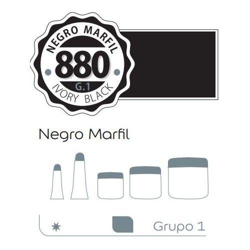 Acrilico Alba 500ml Negro Marfil