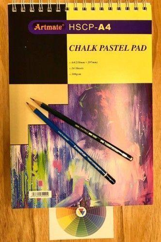 Block Artmate para pasteles 180grs