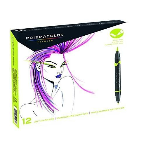 Set Prismacolor art maker Brush 12 unidades