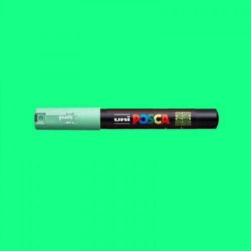 Marcador Posca 1M verde claro