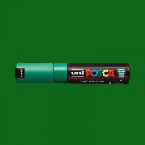 Marcador Posca 7M Verde