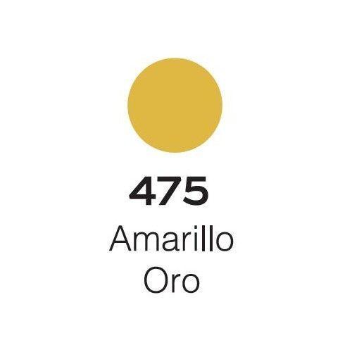 Marcador Alba Acrylic Color M 4mm Amarillo oro