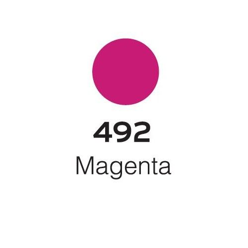 Marcador Alba Acrylic Color M 4mm Magenta