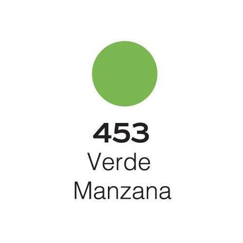 Marcador Alba Acrylic Color M 4mm Verde manzana