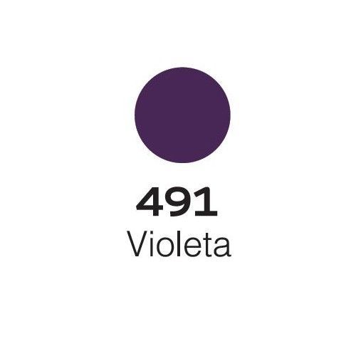 Marcador Alba Acrylic Color M 4mm Violeta