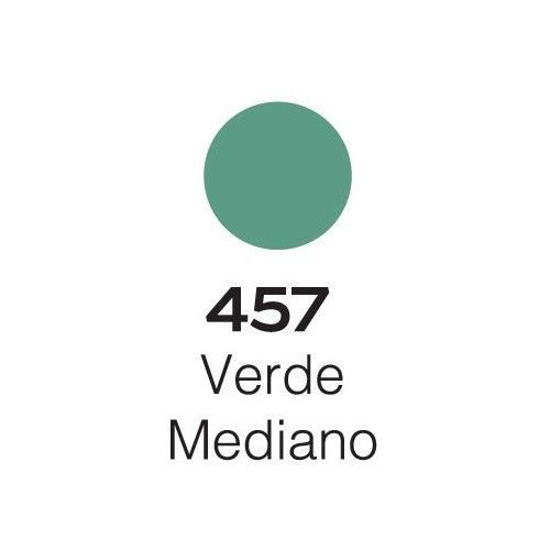 Marcador Alba Acrylic Color L 6mm Verde mediano