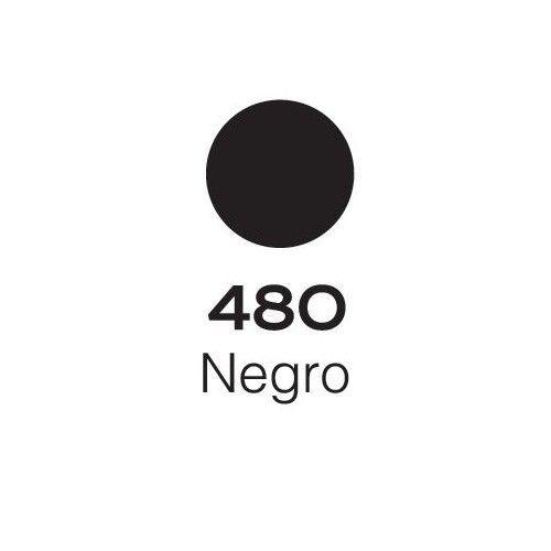 Marcador Alba Acrylic Color L 6mm Negro
