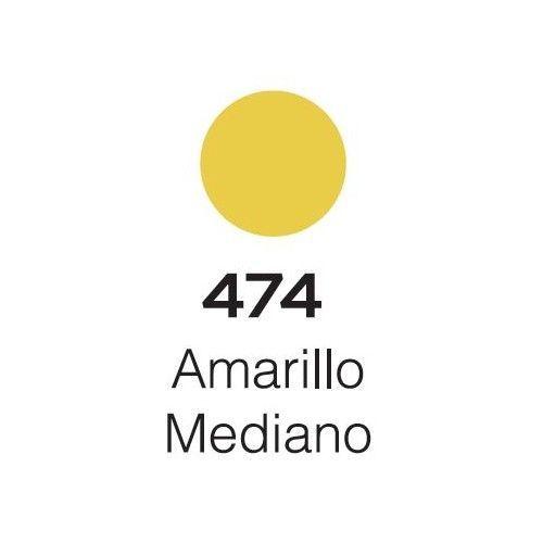 Marcador Alba Acrylic Color XL 15mm Amarillo mediano