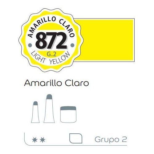 Acrilico Alba 200ml Amarillo claro