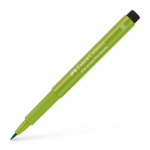 Brushpen Artist pen Faber Castell Verde de mayo
